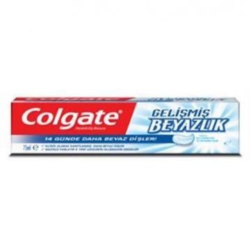 Colgate Diş Macunu Gelişmiş Beyazlık 75 ml