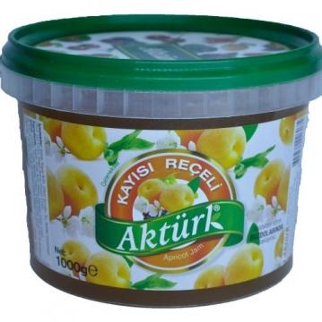 Aktürk Reçel Kayısı 1 kg