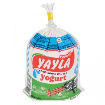 Yayla Süzme Yarım Yağlı Yoğurt 900 gr