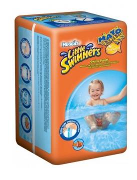 Huggies Little Swimmers M-L Mayo Bebek Bezi 12 - 18 kg 11 Adet