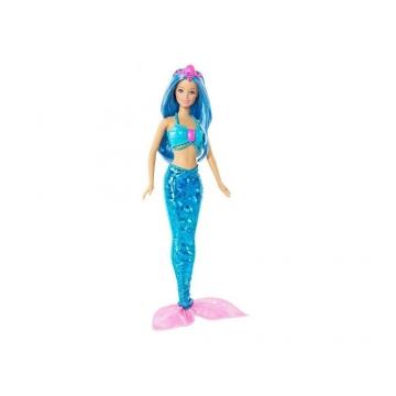 Barbie Sihirli Donusen Deniz Kizi Marketpaketi