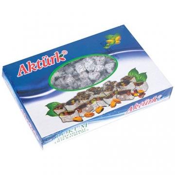 Aktürk Antep Fıstıklı Çifte Kavrulmuş Lokum 300 gr