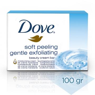 Dove Gentle Exfoliating Beauty Cream Bar Sabun 100 gr