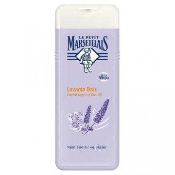 Le Petit Marseillais Lavanta Balı 400 ML Duş Jeli