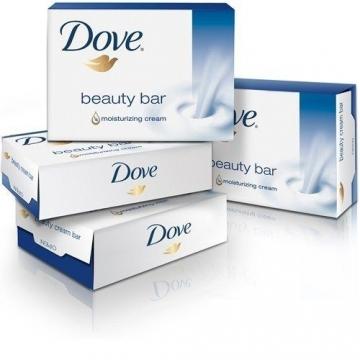 Dove Beauty Cream Bar Sabun 4x100 g