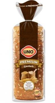 Uno Premium Çavdarlı Ekmek 480 g