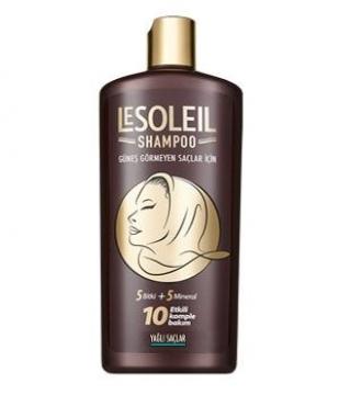 LESOLEIL Güneş Görmeyen Yağlı Saçlar İçin 650 gr