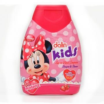 Dalin Kids Çilek 300 ml Saç ve Vücut Şampuanı