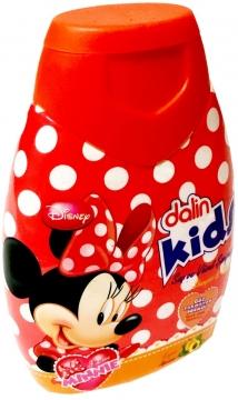 Dalin Kids Saç Vücut Şampuan Kayısı 300 Ml