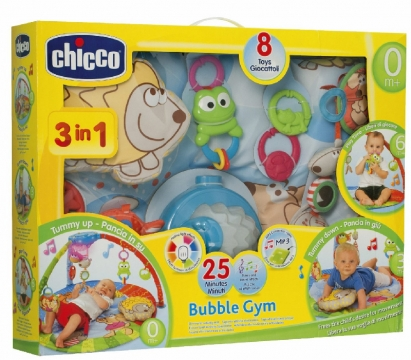 Chicco Bubble Gym Oyun Halısı