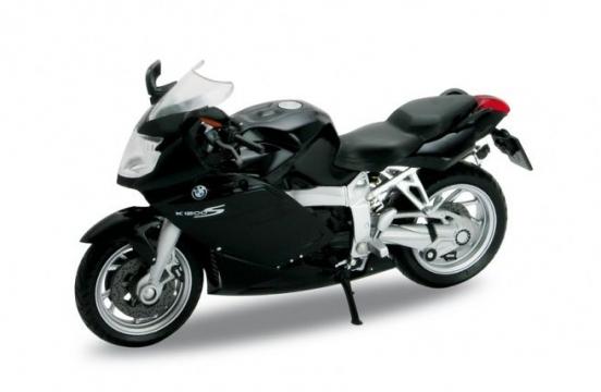 Bmw K1200S Model Motorsiklet 1:18