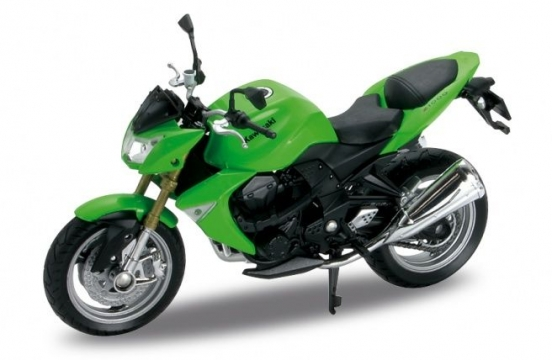 Kawasaki Z1000 1:18 Model Motorsiklet