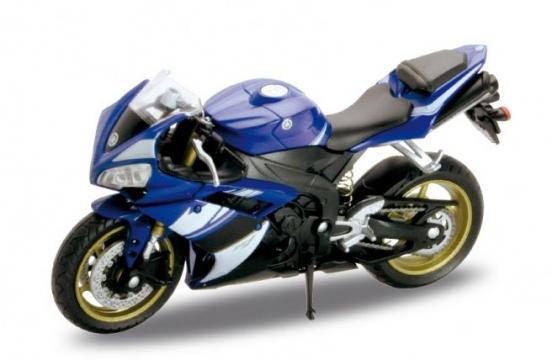 Yamaha YZF-R1 1:18 Model Motorsiklet