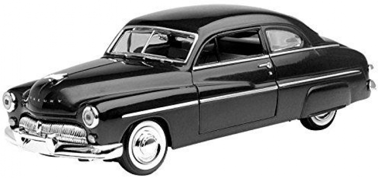 Mercury Coupe 1949 Model Metal Araba 1:24