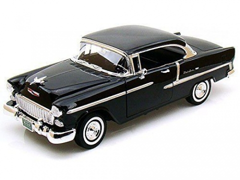 Chevy Bel Air 1955  Model Metal Araba 1:18