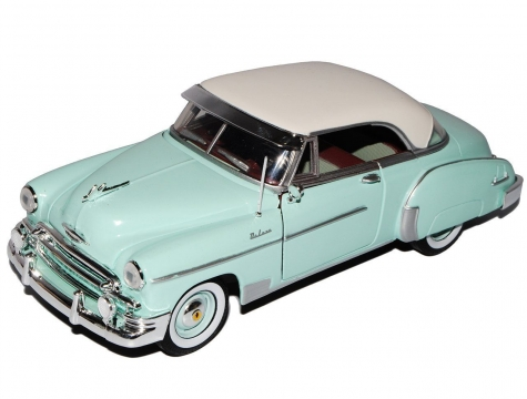 Chevy Bel Air 1950 Model Metal Araba 1:24