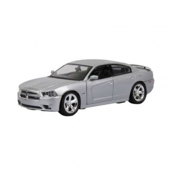 Dodge Charger R/T 2011 Model Metal Araba 1:24