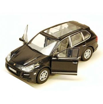 Porsche Cayenne Turbo Model Metal Araba 1:24
