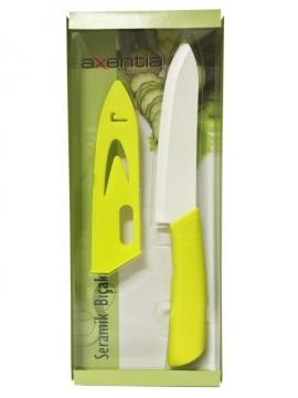 Axentia Seramik Bıçak Büyük Yeşil