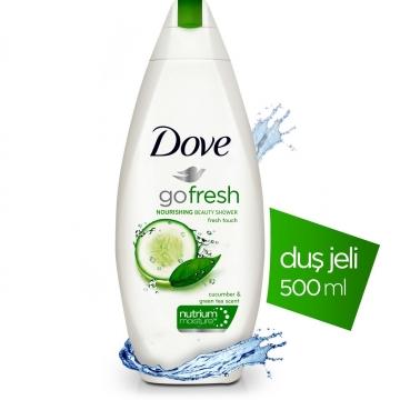 Dove Go Fresh Touch Body Wash Duş Jeli 500 ml
