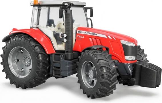 Bruder 03046  Massey Ferguson 7600 Traktör