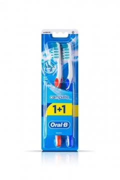 Oral B Complete Deep Clean 1+1 Diş Fırçası