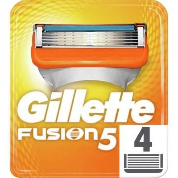 Gillette Fusion Yedek Tıraş Bıçağı 4 lü