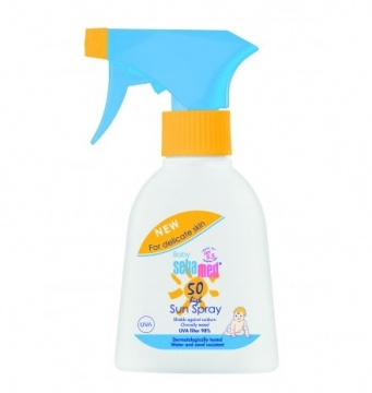 Sebamed Baby Sun Spf 50 200 ml Spray Güneş Losyonu