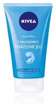 Nivea Aqua Effect Refreshing 150 ml Canlandırıcı Yüz Temizleme Jeli