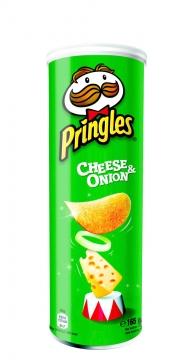 Pringles Peynir ve Soğanlı  165 gr