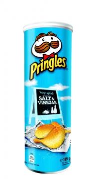 Pringles Tuz ve Sirkeli 165 gr