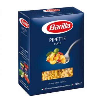 Barilla Pipette Bukle Makarna 500 gr