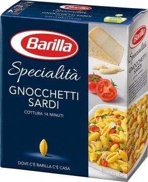Barilla Gnocchetti Deniz Kabuğu Makarna 500 gr
