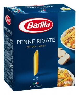 Barilla Penne Rigate Kalem Makarna 500 gr