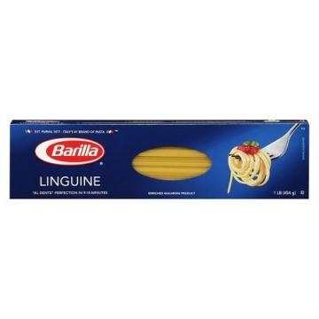Barilla Linguini Yassı Spagetti 500 gr