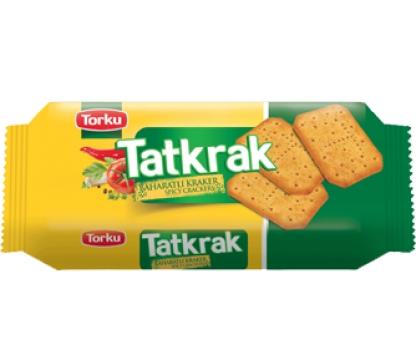 Torku Tatkrak Baharatlı Kraker 100 Gr