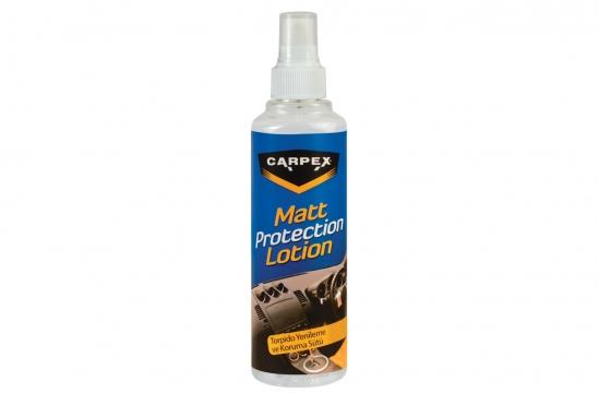 Carpex Mat Torpido Yenileme ve Koruma Sütü 200 ml