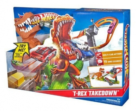Hot Wheels Çılgın Dinazor T-Rex