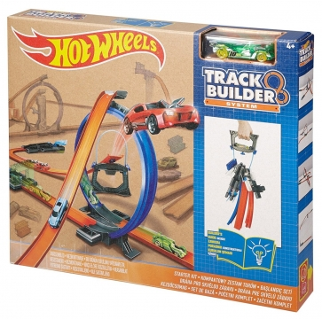 Hot Wheels Track Builder System
