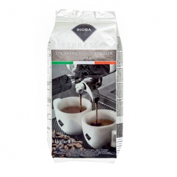 Rioba Silver Çekirdek Kahve 1 kg