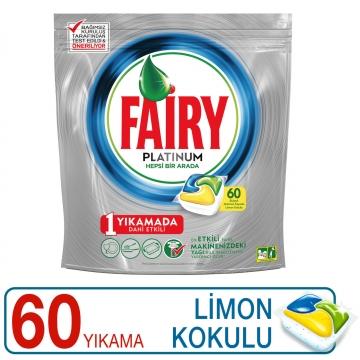 Fairy Platinum Kapsül 60 Adet