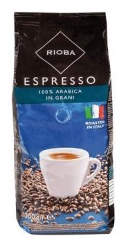Rioba Espresso %100 Arabica In Grani Filtre Kahve 1000 gr