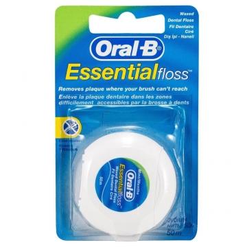 Oral B Essential Floss Parafinli Diş İpi