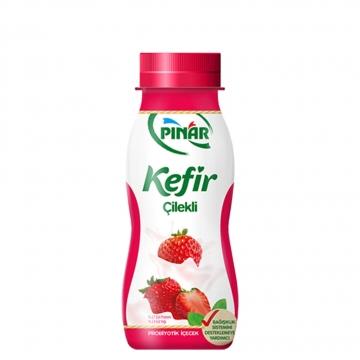 Pınar Kefir Çilek 200 ml