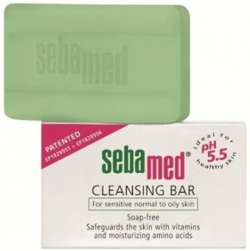 Sebamed Cleansing Bar Sabun 100 gr