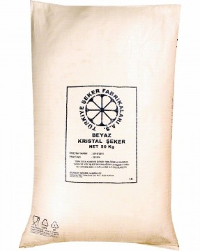 Çuval Toz Şeker 50 kg