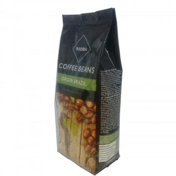 Rioba Coffee Beans Brazil Kavrulmuş Çekirdek Kahve 500 gr