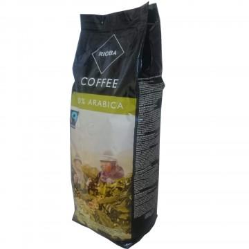 Rioba Coffee %100 Arabica Kavrulmuş Çekirdek Kahve 1000 gr