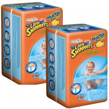 Huggies Little Swimmers M-L Mayo Bebek Bezi 12 - 18 kg 2 x 11 Adet