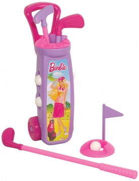 Dede 03026 Barbie Golf Arabası